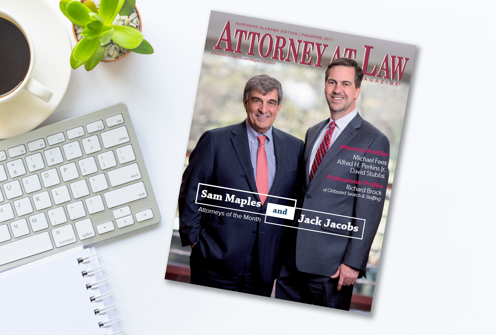 Attorney at Law Magazine Northern Alabama