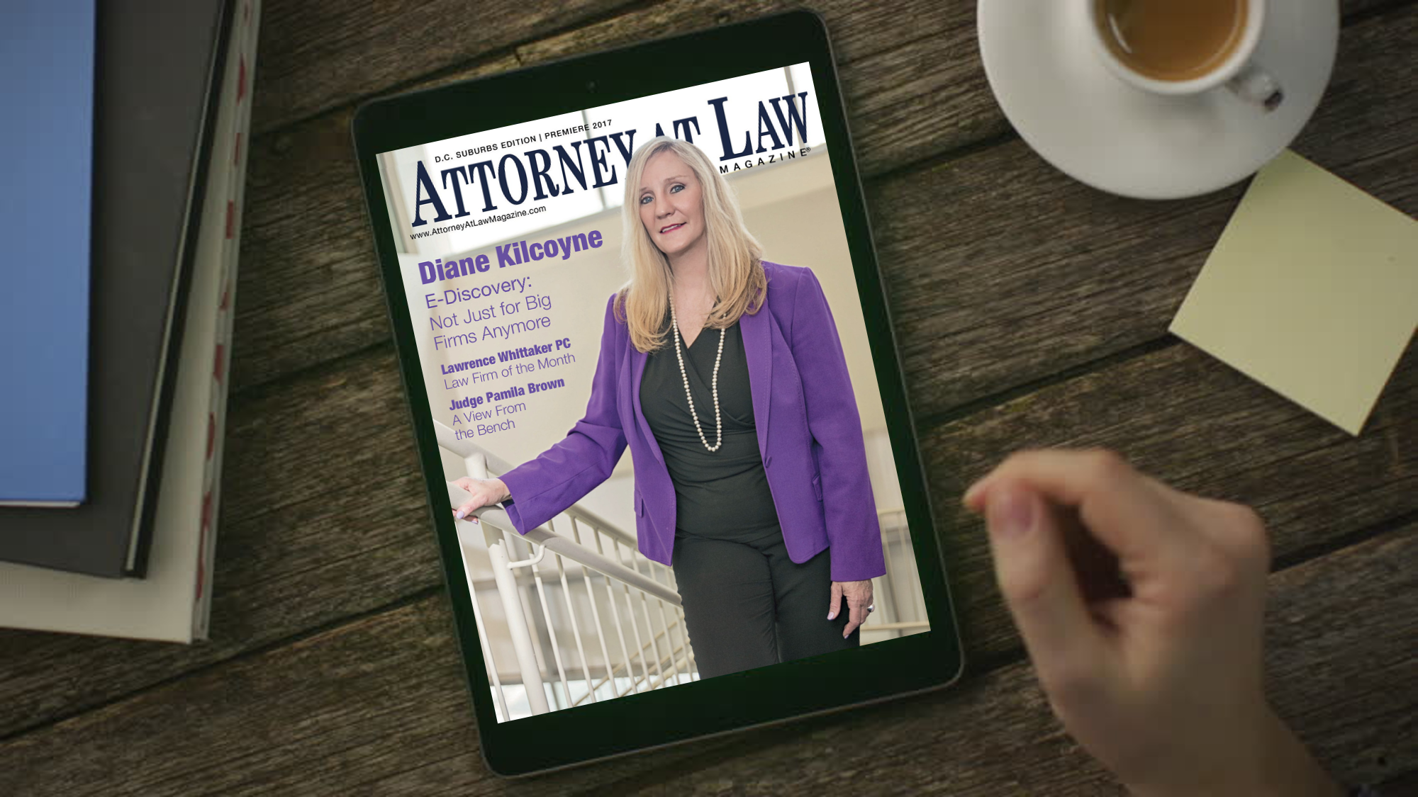 Attorney at Law Magazine D.C. Suburbs