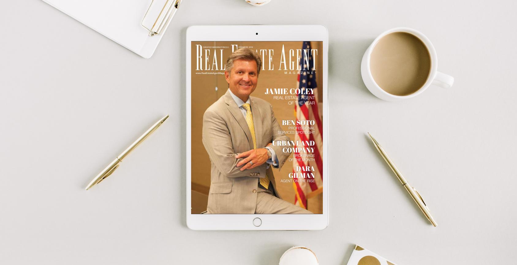 Real Estate Agent Magazine Washington D.C.